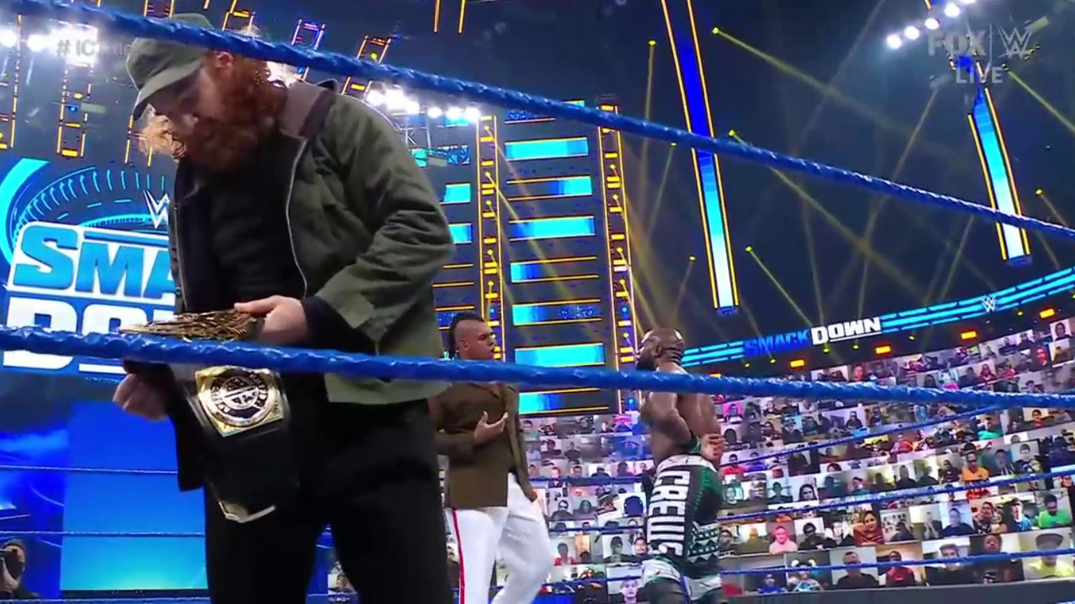 could smackdown move again