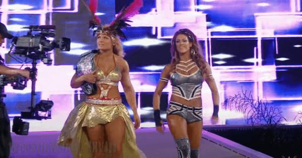 WWE Beth Phoenix