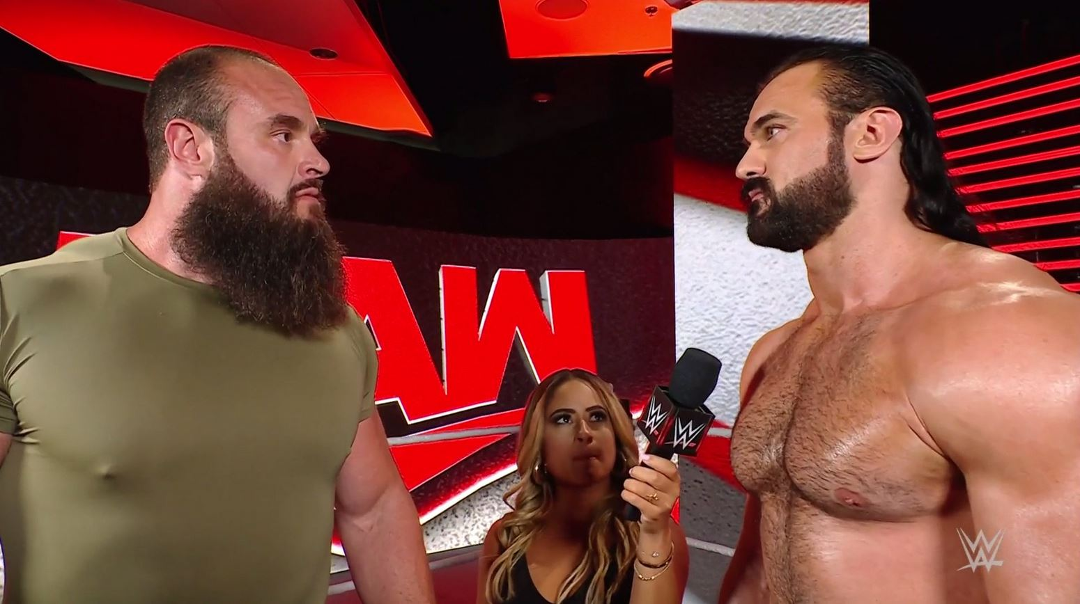 strowman express toward backlash