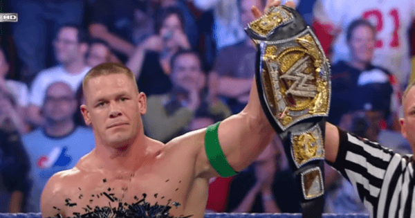John Cena produces New WWE Series for Peacock