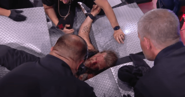 Chris Jericho Responds To Fan Criticism For Blood & Guts Ending