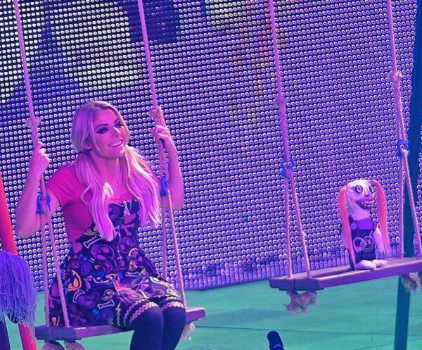 Zelina Vega Returning WWE