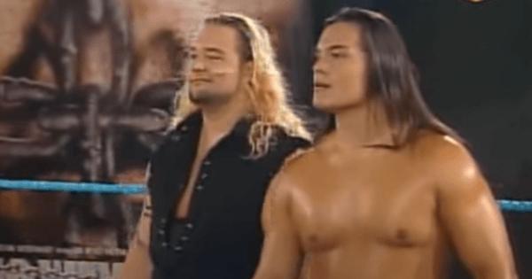 Bray Wyatt and Bo Dallas