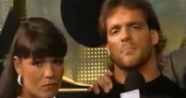 Nancy Sullivan and Chris Benoit