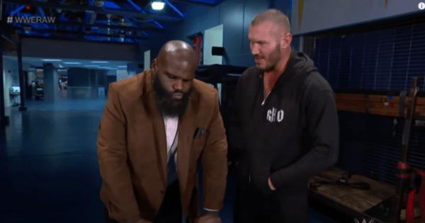 Is Randy Orton sending WWE legends to AEW?