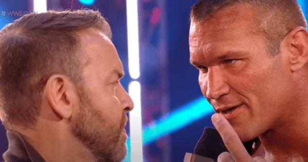 Christian and Randy Orton