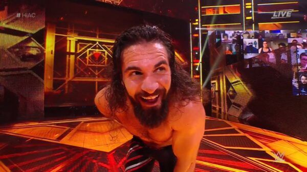 WWE Hell Cell Report