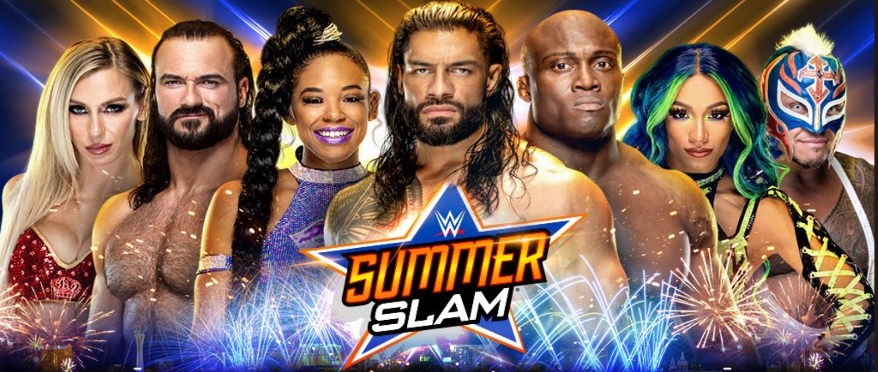 will summerslam be packed
