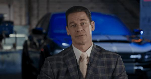 Drunken Man Changes Name To John Cena