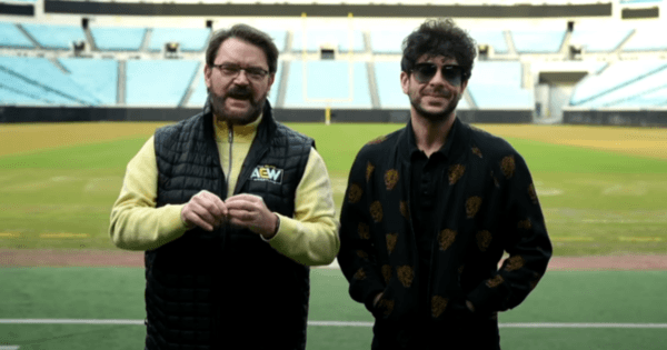 Tony Khan Video Game Division Investment