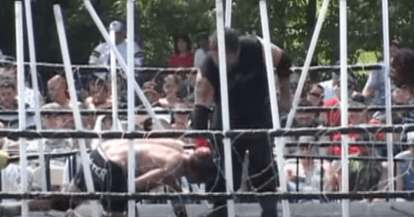 Extreme Gimmick Matches Never Done In WWE