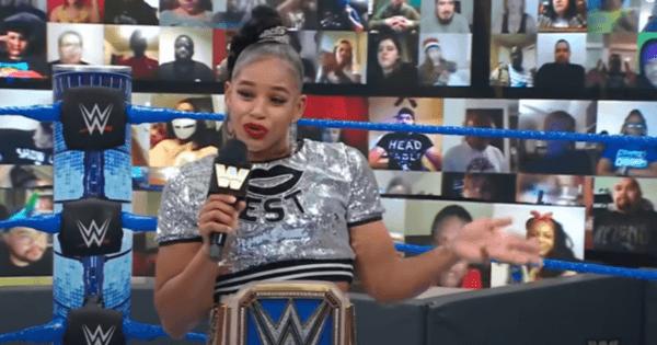 Bianca BelAir Summerslam Title Reign