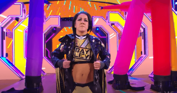 Bayley WWE Releases