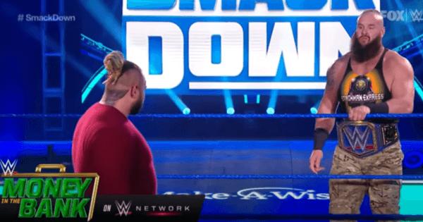 Bray Wyatt and Braun Strowman