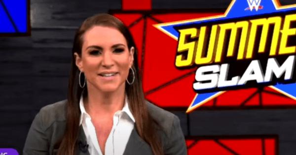 Stephanie McMahon Viewer Problems