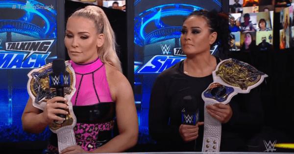 Tamina and Natalya