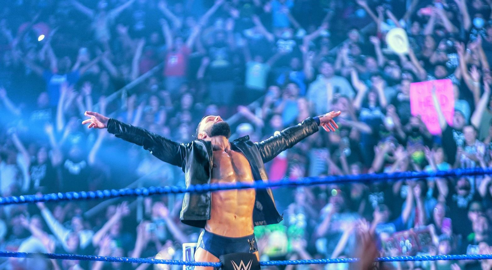 Welcome Back WWE Universe