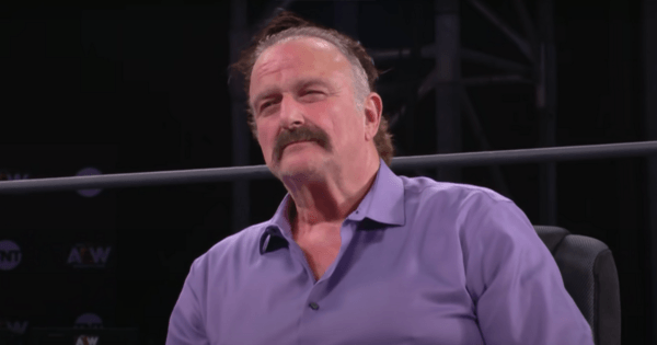 Jake The Snake Roberts Signed New Deal AEW