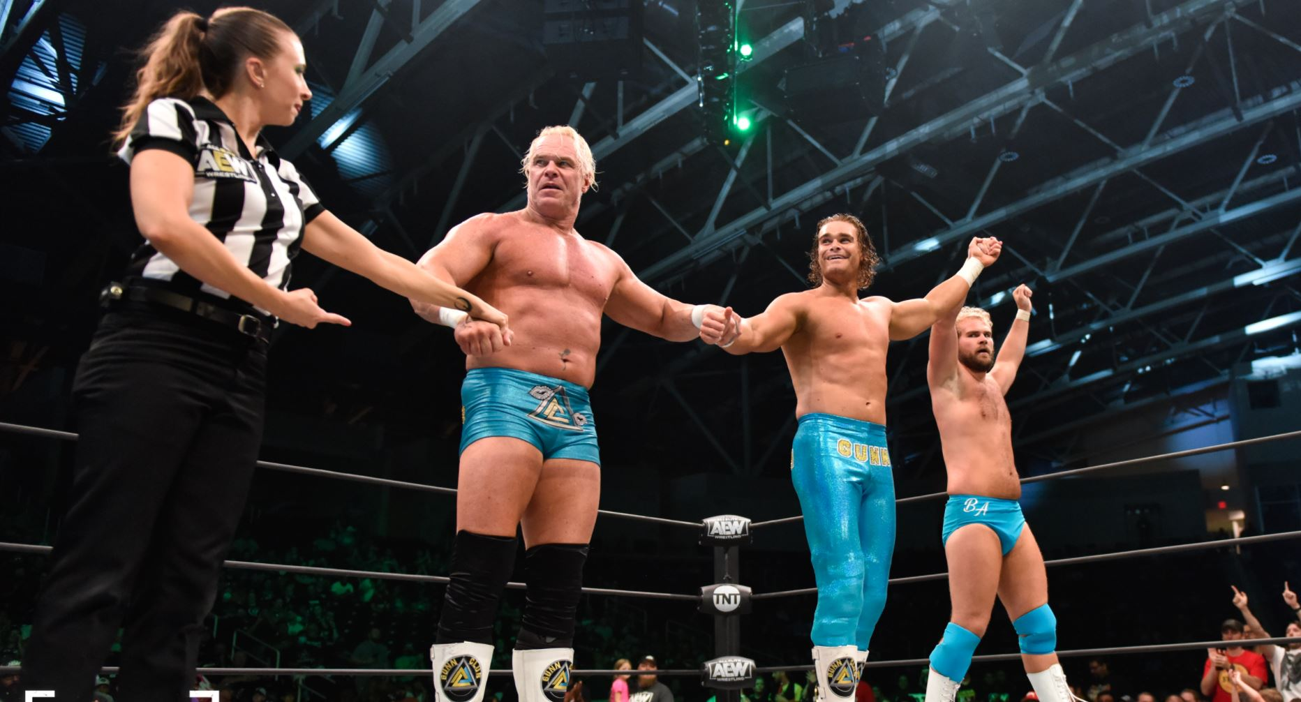 aew has touring concerns