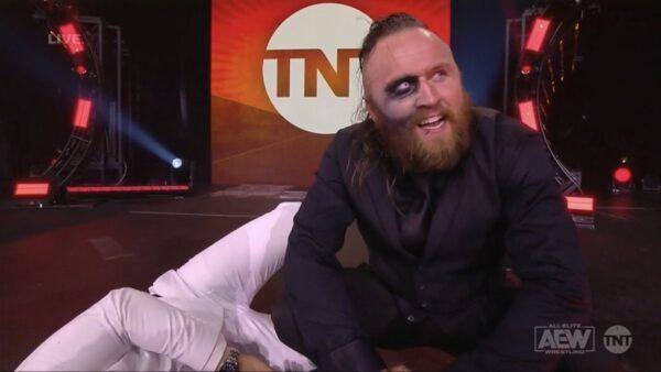 Brock Lesnar Signing AEW