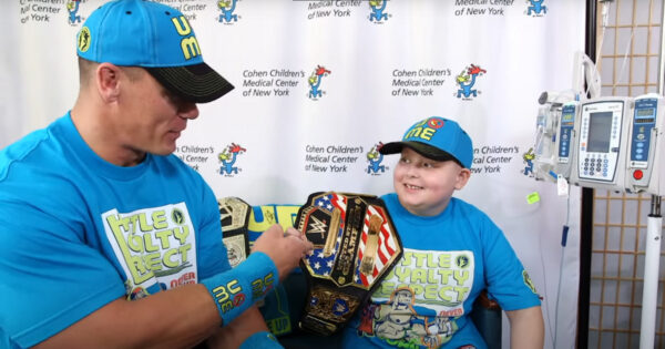 Charity WWE