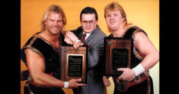 Tag Team Bobby Eaton Death