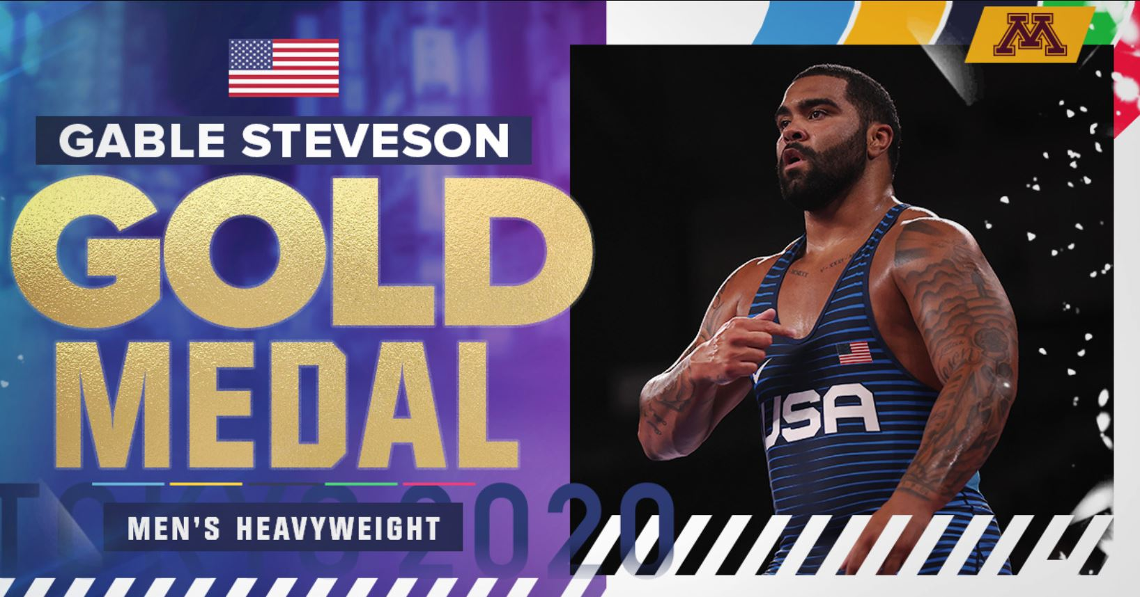 wwe & ufc want olympic gold medalist