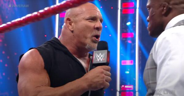 Goldberg Horrible says former WWE wrestler Rene Dupree
