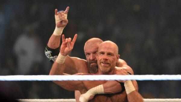 Running Revamped WWE NXT