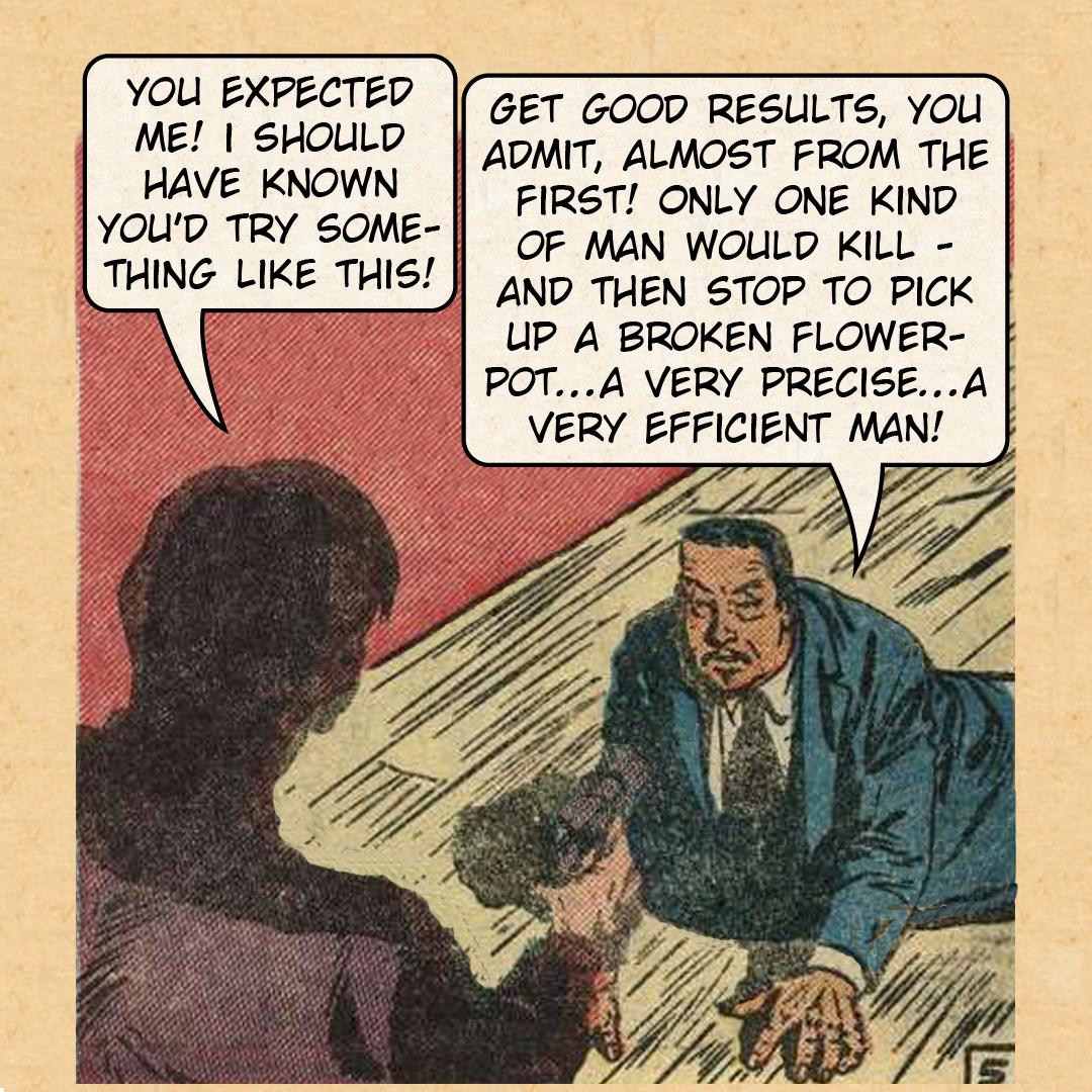 Charlie Chan - See No Evil #3 : The Murderer Revealed image number 9