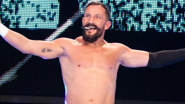 Johnny Gargano WWE Contract