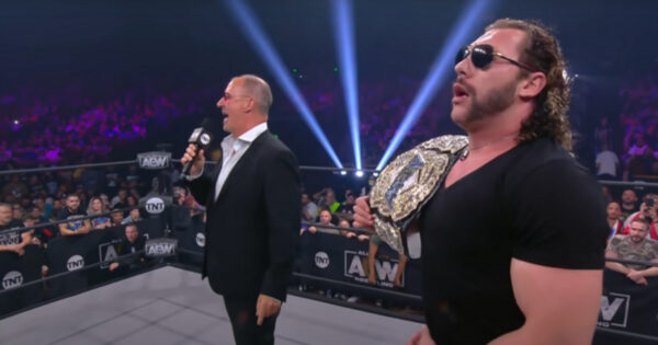 Kenny Omega AEW Matches