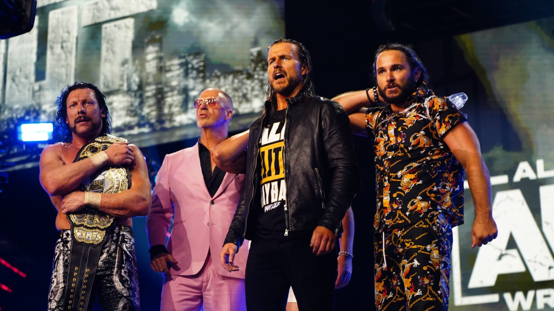 plans for adam cole in aew