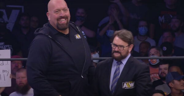 Paul Wight AEW WWE Production Difference