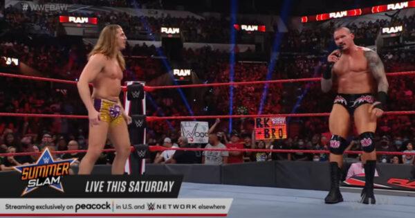 Randy Orton and Matt Riddle