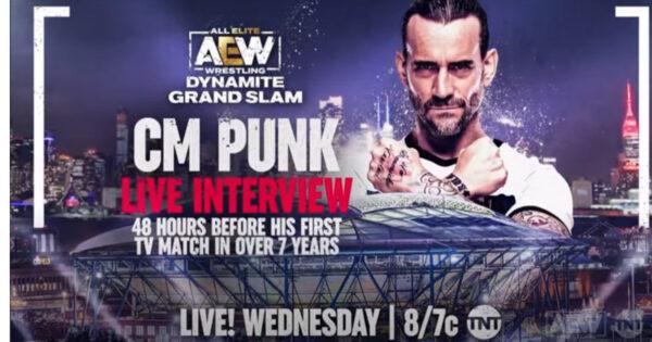 AEW Dynamite Grand Slam, Biggest Non-WWE event since 99