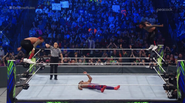 WWE Extreme Rules Grades