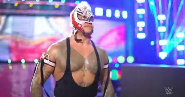 Ricochet Cried after match with legendary WWE wrestler