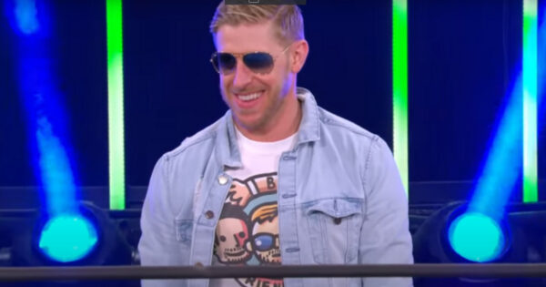 WWE-AEW crossover matches