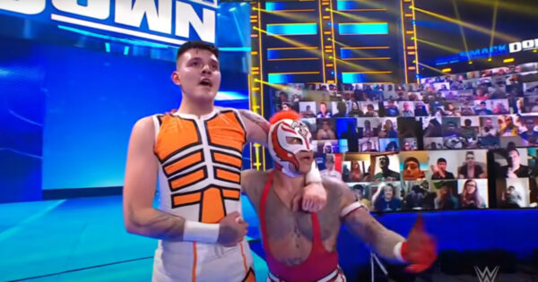 Dominik Mysterio Does Not Want A Match With His Father Rey